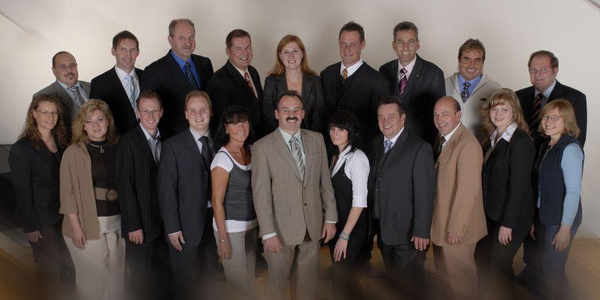 Die Kandidaten für die Kommunalwahl 2008